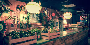 Christmas at Ridley Road Market Bar, Exclusive Hire