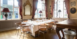 Racquet Club Hotel, Liverpool, The Private Dining Room
