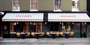 Cecconi's Pizza Bar, Exclusive Hire