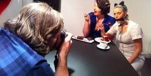 "Cake & Kisses, ""Coffee"