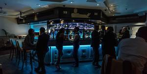 Lounge 33 Bar, Whole bar hire