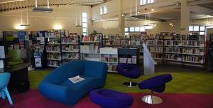 Wester Hailes Library, Community Room