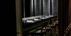 Ginza Onodera, Private Room Teppanyaki table