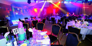 Awesome Events – Christmas Parties, Cirque Shanghai At Bloomsbury Big Top