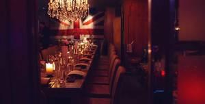 Novikov Restaurant and Bar, Lounge