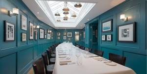 The White Onion, Private Dining Room