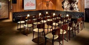 All Star Lanes Bayswater, Exclusive Hire