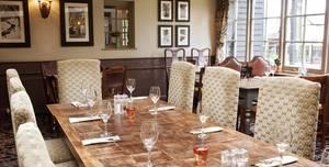 The Fox & Pelican, Restaurant Area