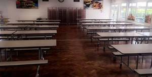 Villiers High School , Dining Hall