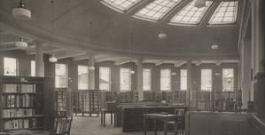 Fountainbridge Library, Community Room