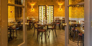 Davy's At Canary Wharf, Private Dining Rooms
