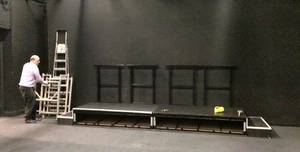 Network Theatre, Auditorium stage