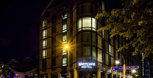 Mercure St Pauls Hotel & Spa, Meeting Room 4