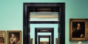 National Portrait Gallery, Regency in the Weldon Galleries