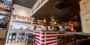 Veeno Edinburgh Rose Street, Exclusive Hire