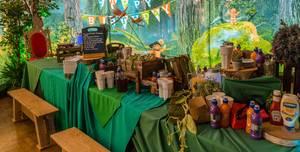 Shreks Adventure - London, Private Birthday Room