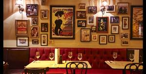 Cafe Rouge Weybridge, Private Dining Room