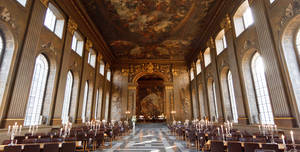 Old Royal Naval College, The Painted Hall