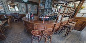 The Crown, Main Bar