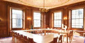 Herbert Berger at Innholders Hall, New Court Room