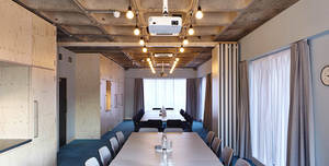 The Office Group Borough, Meeting Room 1 & 2