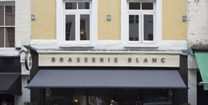 Brasserie Blanc Charlotte Street, Private Room