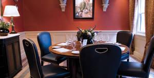 Bentley's Oyster Bar & Grill, Crustacea Room