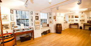 Coopers' Hall, Museum