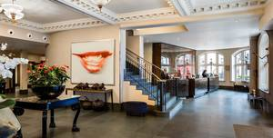 Radisson Blu Edwardian, Bloomsbury Street, Private room 2