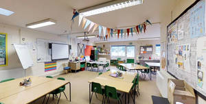 St Barnabas School, Classrooms