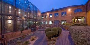 Iet Birmingham: Austin Court, Courtyard