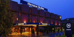 Sheraton Skyline Hotel London Heathrow, New York Room