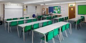 Matthew Arnold School, Classrooms