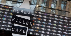 Cereal Killer Cafe, Camden Branch