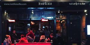 Rustiko, Exclusive Hire