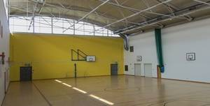 Barnhill Community High Sports Hall, Sports Hall