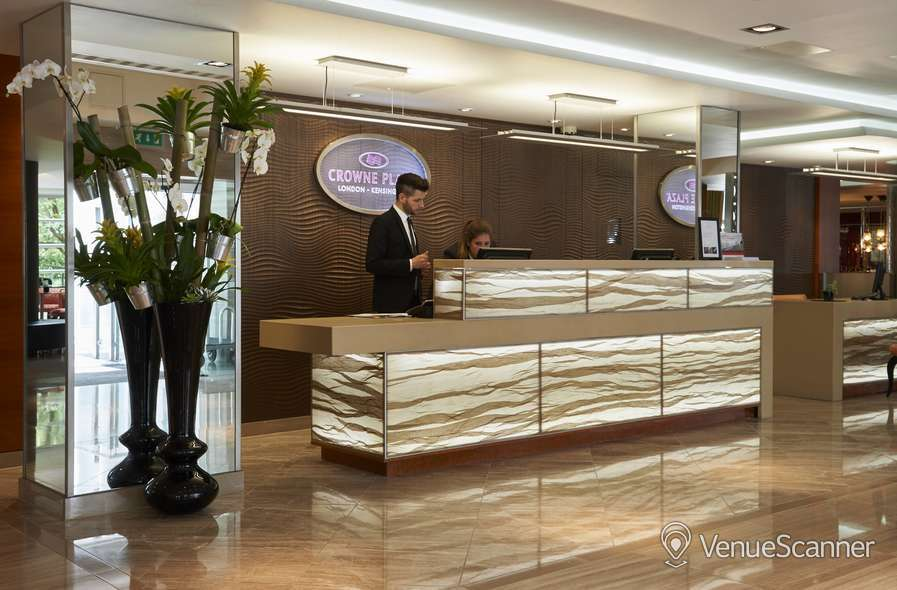 Hire Crowne Plaza London Kensington Cromwell 1 3