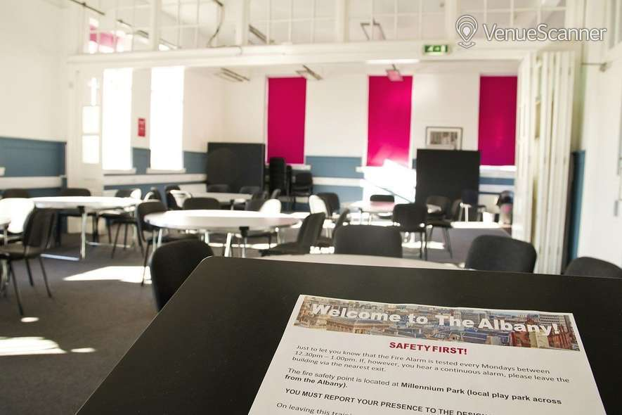Hire The Albany Learning And Conference Centre Glasgow Meeting Space 2