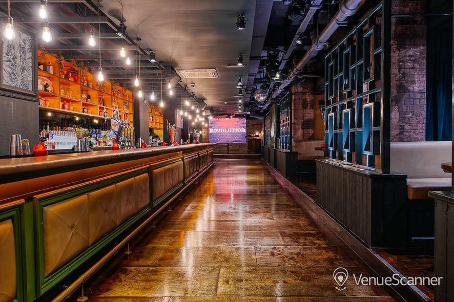 Hire Revolution Leadenhall The Basement Bar