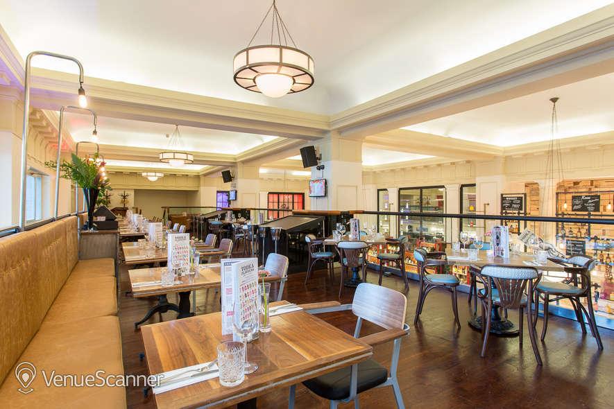 Hire Revolution Leadenhall The Balcony Restaurant