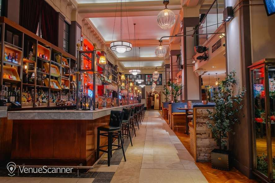 Hire Revolution Leadenhall The Lutyens Bar