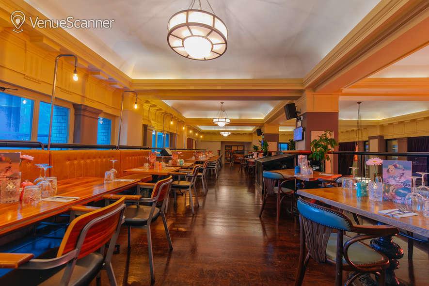 Hire Revolution Leadenhall The Balcony Restaurant 2