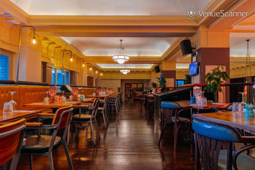 Hire Revolution Leadenhall The Balcony Restaurant 3