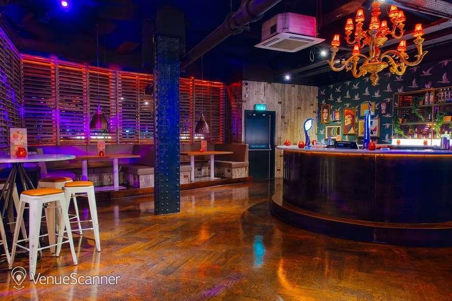 Hire Revolution Leadenhall The Basement Bar 3