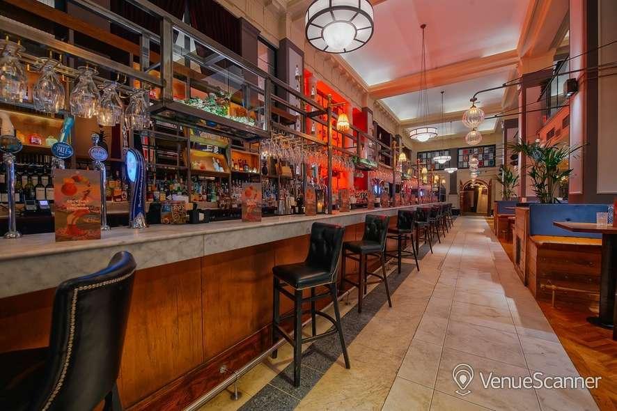 Hire Revolution Leadenhall The Lutyens Bar 1