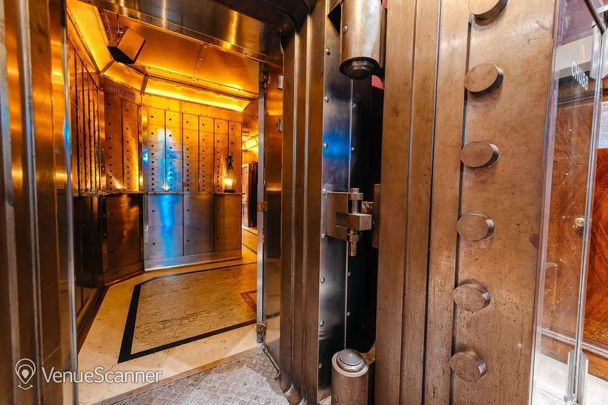 Hire Revolution Leadenhall The Vault 3
