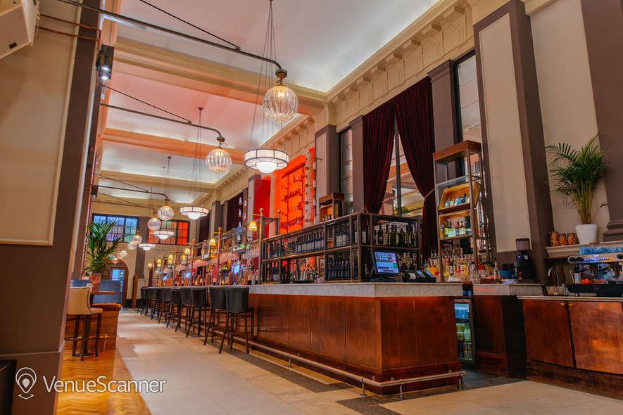 Hire Revolution Leadenhall The Lutyens Bar 3