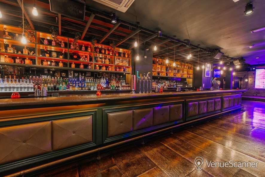 Hire Revolution Leadenhall The Basement Bar 2