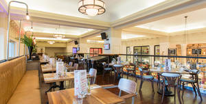 Revolution Leadenhall, The Balcony Restaurant
