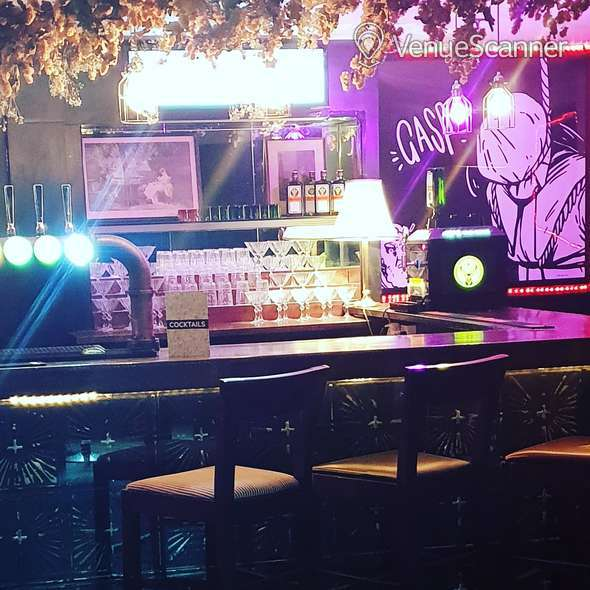 Hire Magpie Cocktail Bar Magpie Cocktail Bar 5